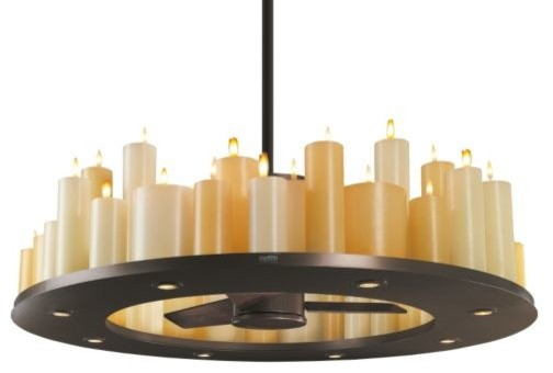Candelier Ceiling Fan by Casablanca Fan Company modern-ceiling-fans