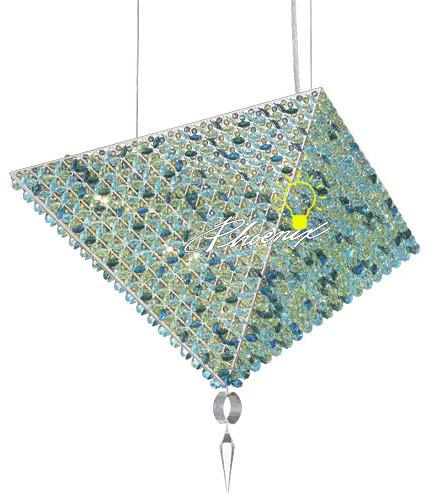 Vertex Diamond Pendant Light - VM2318 modern-pendant-lighting