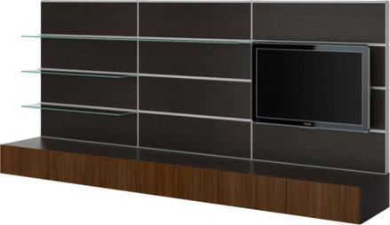 BESTÅ/FRAMSTÅ TV/storage combination modern-media-storage