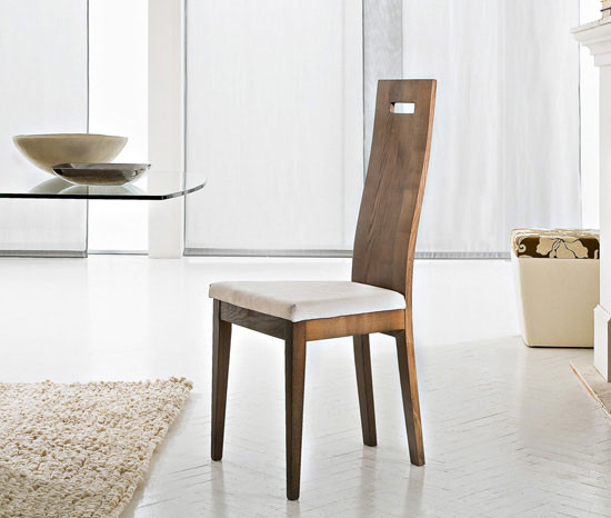 Tata Dining Chair By Domitalia Modern Dining Chairs By Spacify Inc
