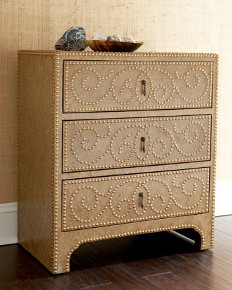 """""""Marrietta"""" Chest traditional-dressers-chests-and-bedroom-armoires"""