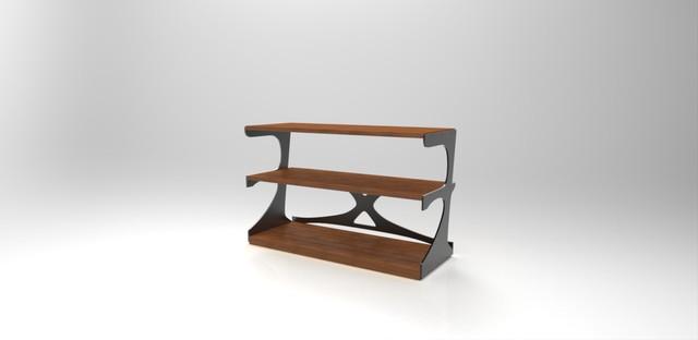 Meridian Shelf - Industrial - Display And Wall Shelves ...