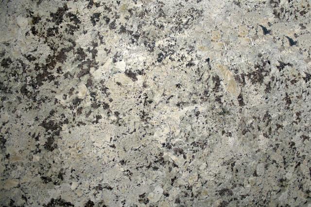 Alaskan White Granite Slabs - other metro - by Custom Marble & Granite