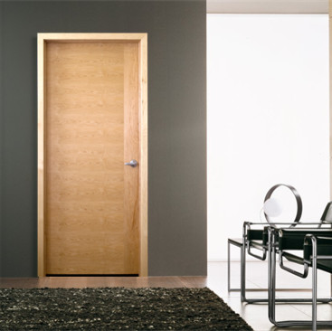 MIDRANGE Flush Interior Door For Modern Design Modern Interior Doors on modern entrance design