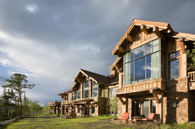 Quartz Residence traditional-exterior