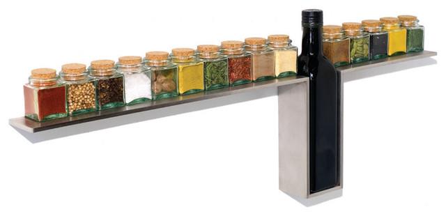 modern spice rack plans