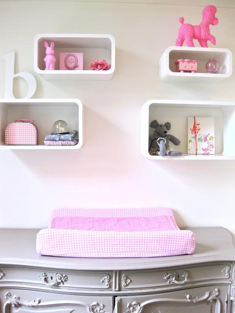 Girl's Room eclectic
