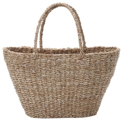 Sea Grass Tote modern-artwork