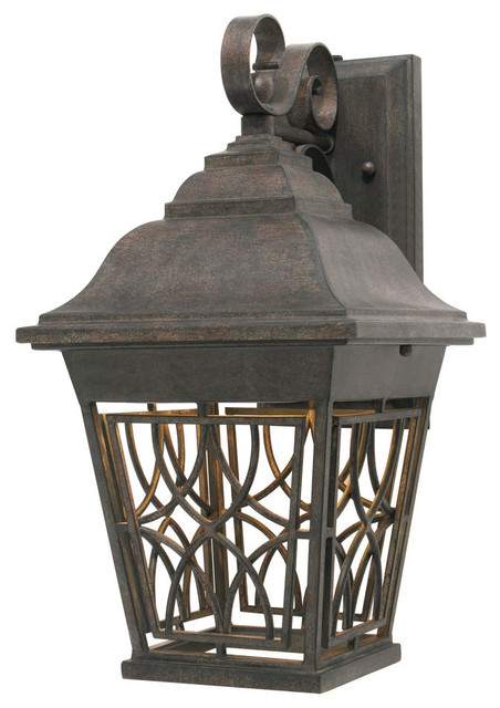 Monarch Inn Dark Sky Outdoor Wall Lantern traditional outdoor lighting