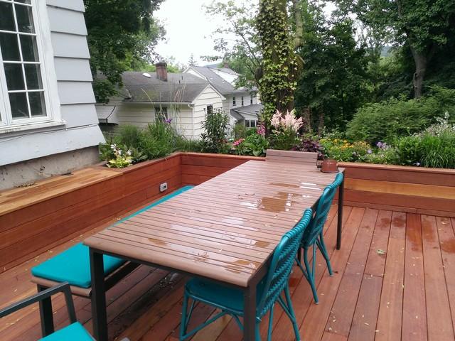 Modern Table modern-deck