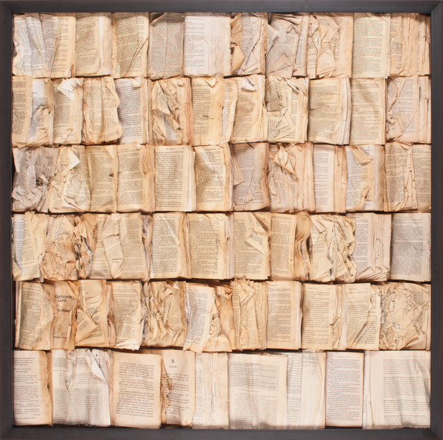 ... the Books' Artwork - Eclectic - Artwork - by Natural Curiosities