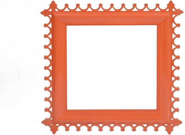 Newport Mirror - Square eclectic-wall-mirrors