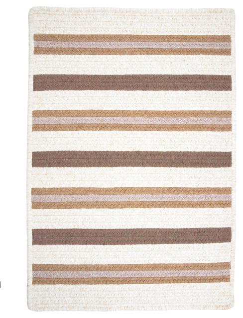 Allure, Haystack Rug, 2'X6' contemporary-rugs