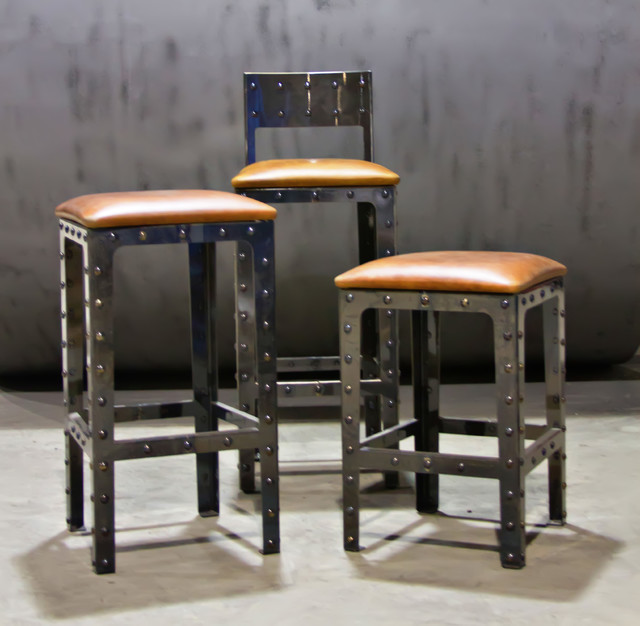 Barstools Industrial Indoor Pub And Bistro Tables
