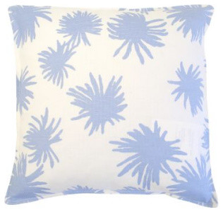 Hable Construction Gulf Mum/Oyster Pillow contemporary-decorative-pillows