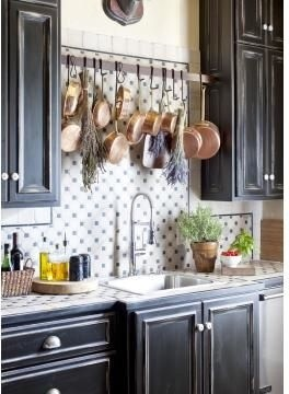 Valley Falls Estates traditional-kitchen