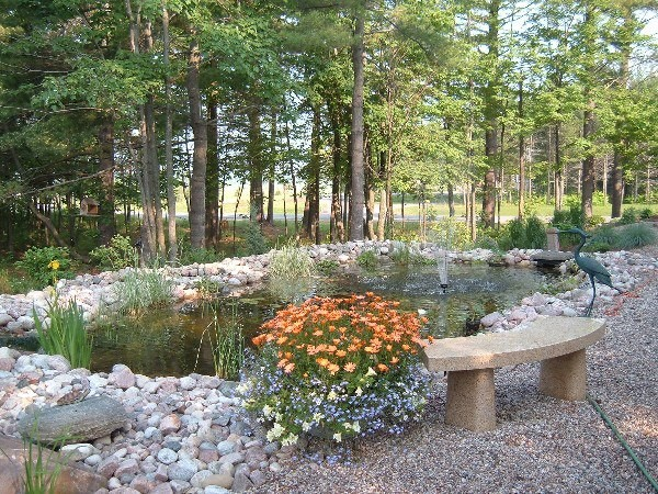 Landscaping Northern VA traditional