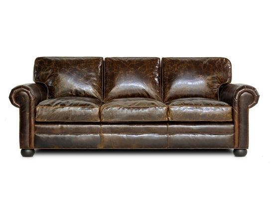 Coronado Sofa - Classic style and comfort make our Coronado sofa a perfect fit for any room.