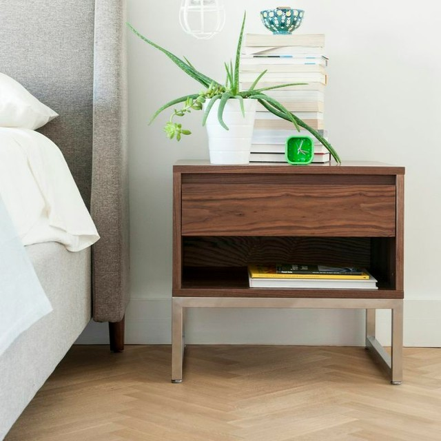 Modern Bedside Table : Annex End Table modern nightstands and bedside tables