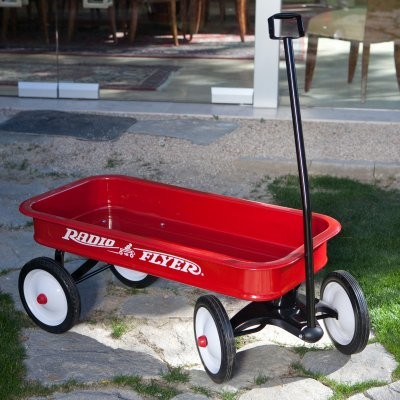 Radio Flyer Classic Red Wagon modern-baby-and-toddler-toys