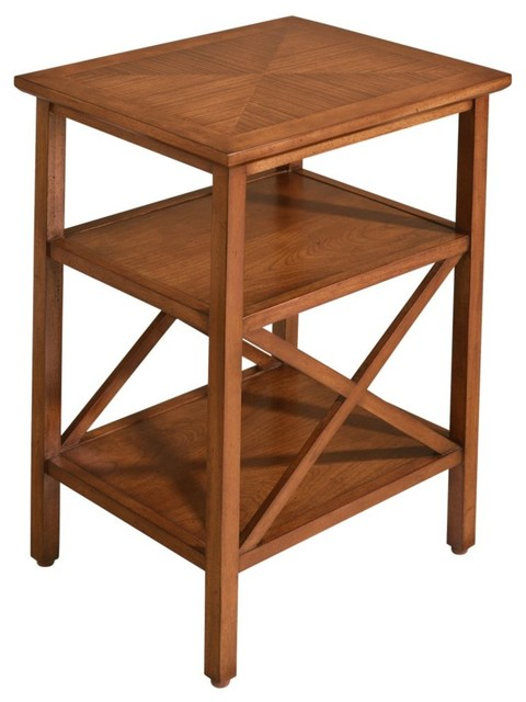 Vera Zebrano Table traditional-side-tables-and-end-tables