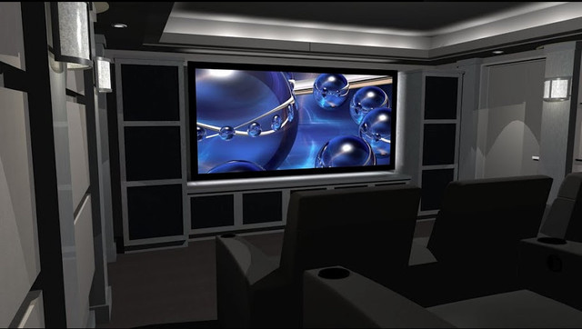 Intainium Home Cinemas home-theater