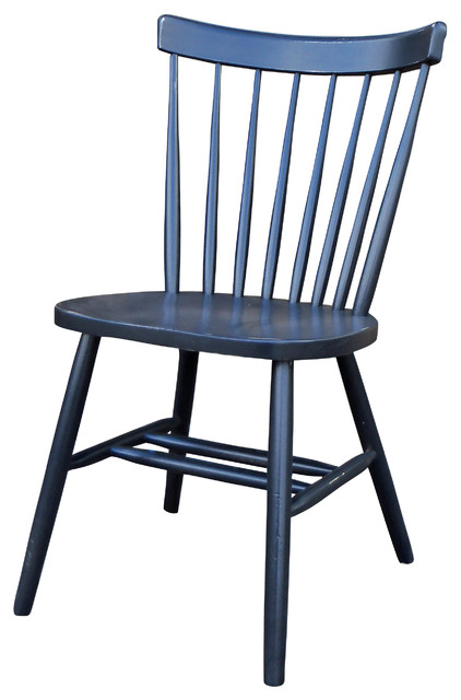 Shaker Side Chair - Traditional - Dining Chairs - by Fable Porch