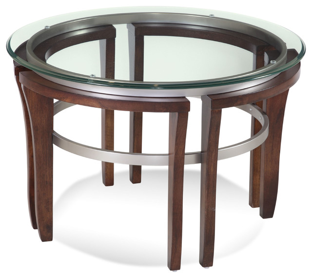 Fusion Sectional Cocktail Table