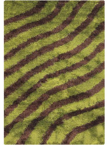 Fola Green Rug modern-rugs