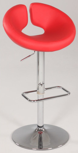Pneumatic Gas Lift Swivel Height Stool modern-gas-ranges-and-electric-ranges