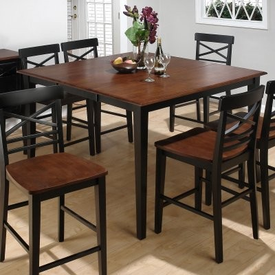 Counter Height Modern Dining Table : All Products / Dining / Kitchen & Dining Furniture / Dining Tables