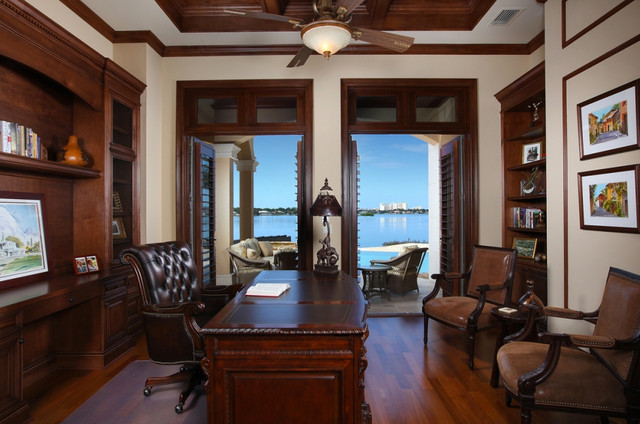 R.K. Reiman Construction Inc traditional-home-office