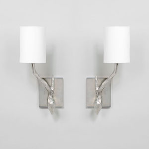Twig Sconce eclectic wall sconces
