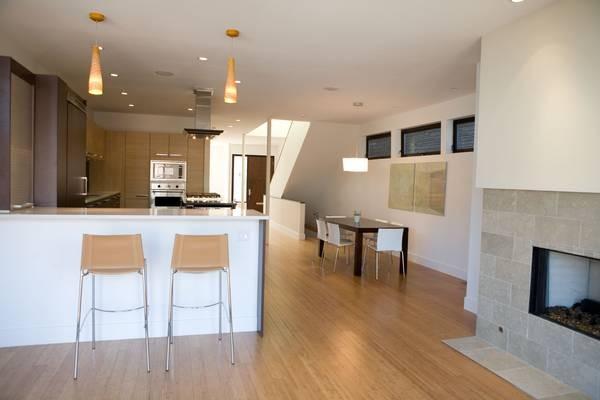 Spec House 1 contemporary-kitchen