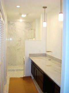 Kuapa Isle Total Home Renovation contemporary-bathroom