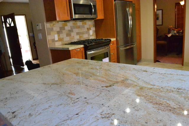 Kitchen Remodel in San Fernando Valley traditional-kitchen