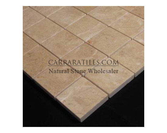 Crema Marfil Marble 2x2 Mosaic Tile Polished - Crema Marfil Marble 2x2 Mosaic Tile. Premium grade marble 2x2 mosaic tile is perfect for both residential and commercial projects. Marble 2x2 Mosaic Tiles are mainly preferred as floor tiles for their clean, aesthetic qualities. A large selection of coordinating products are available, including Crema Marfil basketweave mosaics, Crema Marfil herringbone mosaics, Crema Marfil hexagon mosaics, 3x6 Crema Marfil marble subway tiles, 12x12 Crema Marfil marble tiles, 4x4 Crema Marfil marble tiles, Crema Marfil borders, Crema Marfil moldings and Crema Marfil baseboards, each available in polished finish