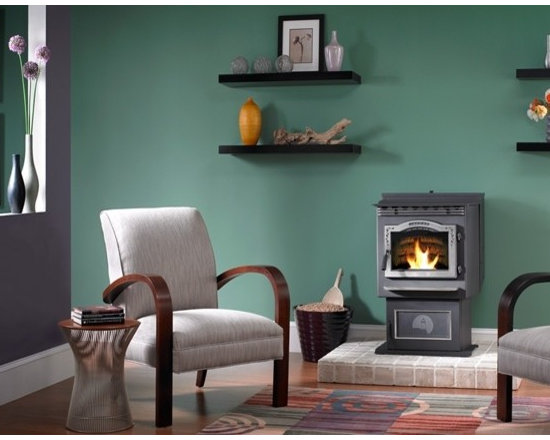 Harman P61A Pellet Stove - The P61A is an intelligent, biomass-burning machine. It is loaded with smart-sensing technologies to deliver powerful heat, with impressive, money-saving efficiency. Make it your own with unique finishing and installation options.