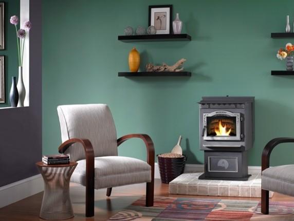 Harman P61A Pellet Stove freestanding-stoves