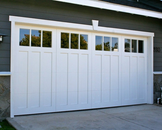 Eco Traditional Garage Doors - Years of industry experience have enabled Ziegler to combine the perfect blend of raw materials and hardware to ensure smooth operation complete with a lifetime warranty. Choose on of our designs or create your own.