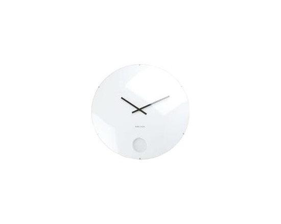 Chiasso Swinging Dome Clock -