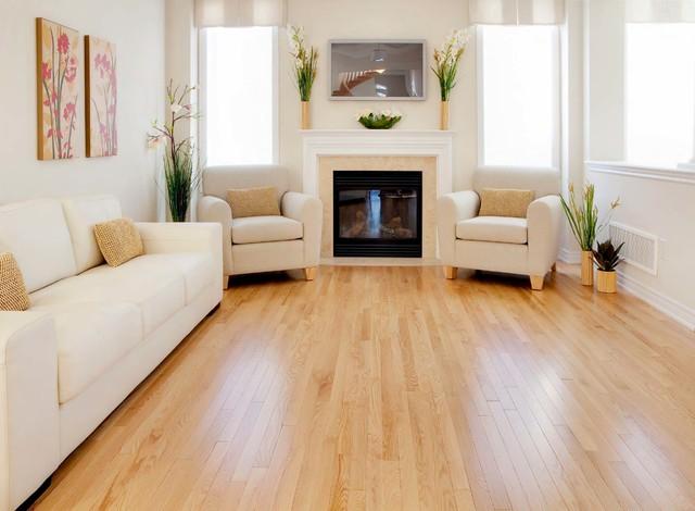 Red Oak Hardwood Floors Flooring Toronto By