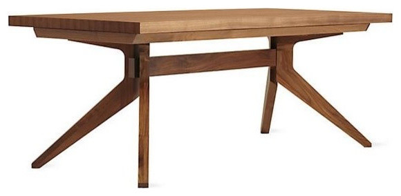 Cross Extension Table Design Within Reach Modern