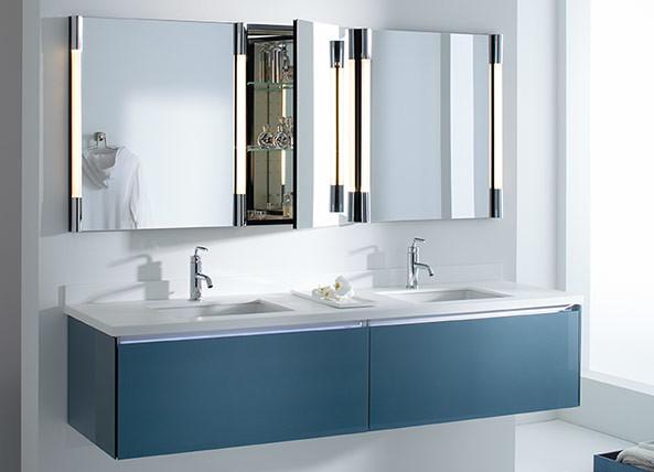 Robern Contemporary Bathroom Vanities And Sink Consoles