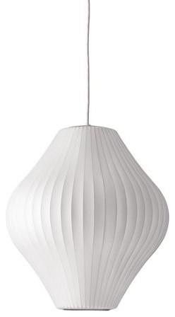 Nelson Pear Pendant Lamp modern-pendant-lighting