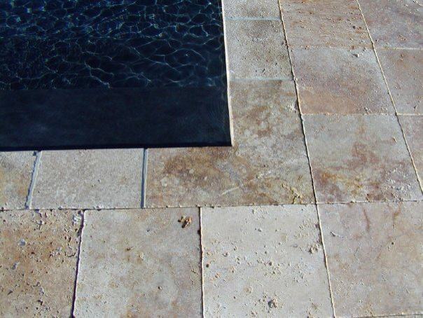 Halloween outside home decor - Outdoor Travertine Tiles Travertine Tile New Jersey