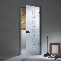 Glass Doors by SKLO+GLAS modern-interior-doors