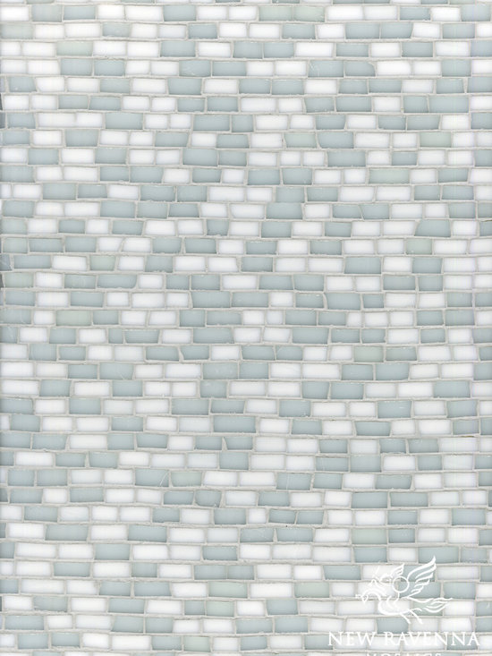 Erin Adams - Smalti - Smalti, a handcut class mosaic shown in Opal and Moonstone, is part of the Erin Adams Collection for New Ravenna Mosaics.