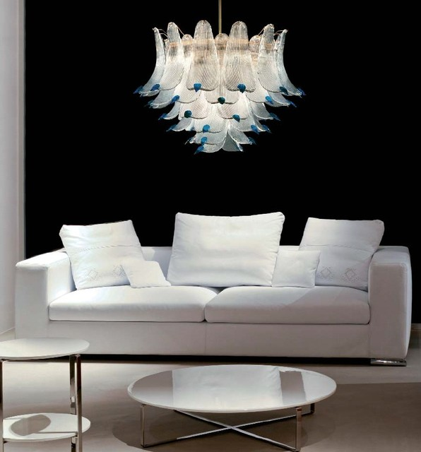 Customised Murano Glass Luxury Lighting Modern Pendant Lighting