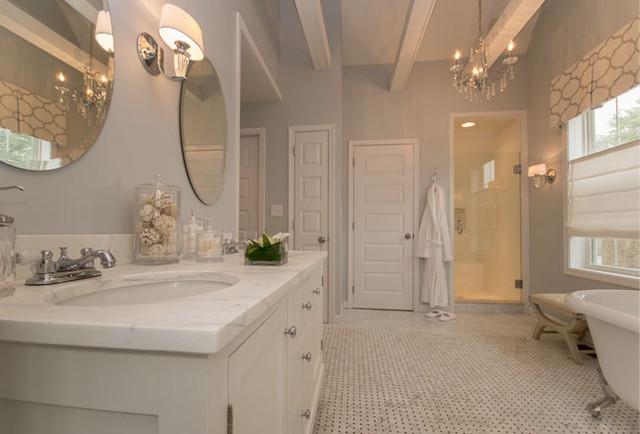 Master Bedroom Suite traditional-bathroom